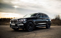 Test drive BMW X3