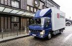 Autocamionul electric Mitsubishi Fuso eCanter a ajuns în Europa: Daimler a livrat 12 exemplare clienților de pe Bătrânul Continent