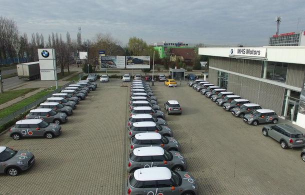 Flotă de 135 de exemplare Mini în România: mașinile au fost livrate pe parcursul a două săptămâni - Poza 2