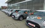 Flotă de 135 de exemplare Mini în România: mașinile au fost livrate pe parcursul a două săptămâni