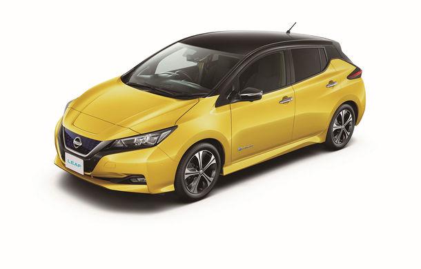 Nissan Leaf a început producția în Europa: primele unități vor ajunge pe piață în februarie 2018 - Poza 1