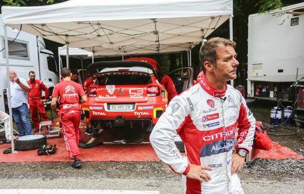 Part-time: Sebastien Loeb revine în Campionatul Mondial de Raliuri alături de Citroen - Poza 1