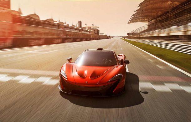 """McLaren a început dezvoltarea unui prototip 100% electric: """"Mai este drum lung până să ajungem la o versiune de producție"""" - Poza 1"""