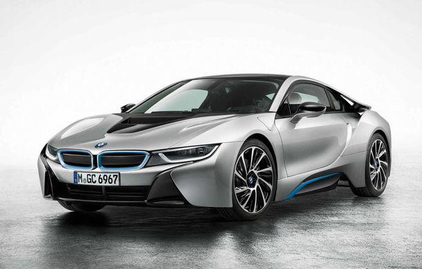 BMW vrea să-și mărească vânzările de mașini electrice și hibride: țintă de 500.000 de unități pe an până în 2019 - Poza 1