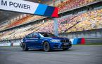 Record pe circuitul din Shanghai: noul BMW M5 își trece în cont prima reușită