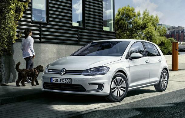 Cerere ridicată: Volkswagen va dubla producția lui e-Golf - Poza 1