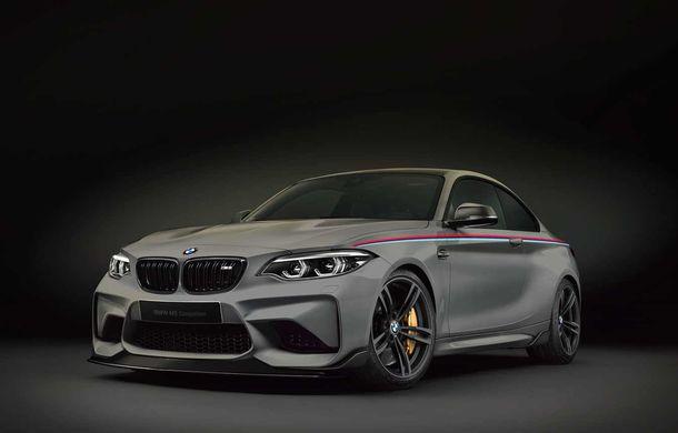 BMW M2 Competition este așteptat în aprilie 2018: motor biturbo de 3.0 litri, 410 CP și cuplu de 500 Nm - Poza 1