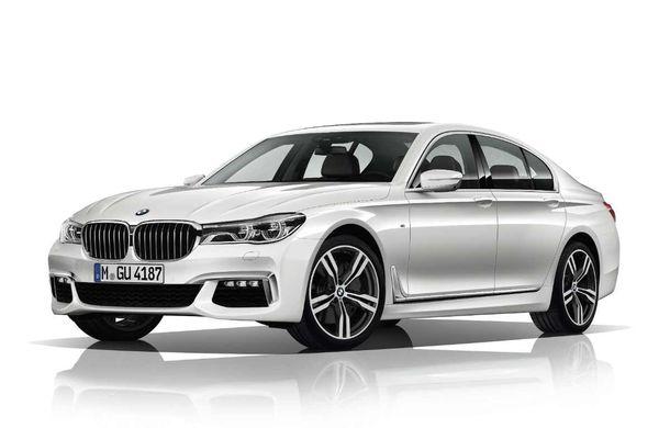BMW Seria 7 va primi facelift în 2019: nemții pregătesc și un nou model hibrid 745e cu 395 de cai putere - Poza 1