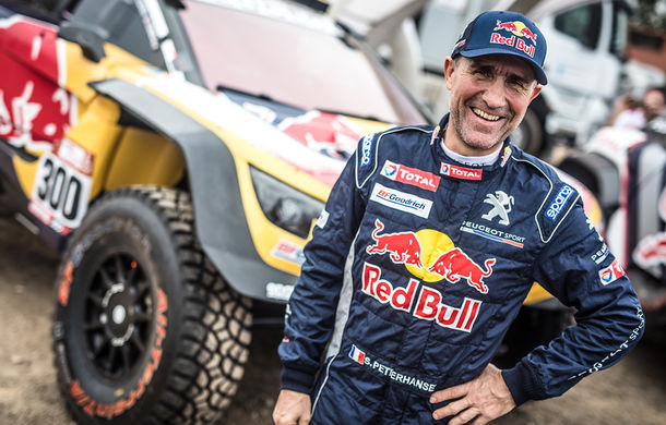 Start în Dakar 2018: Peugeot, Toyota și Mini se luptă la categoria Auto, iar România e reprezentată de Mani Gyenes la categoria Moto - Poza 6
