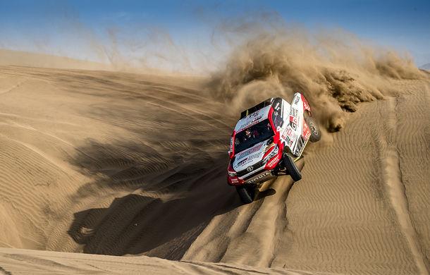 Start în Dakar 2018: Peugeot, Toyota și Mini se luptă la categoria Auto, iar România e reprezentată de Mani Gyenes la categoria Moto - Poza 2