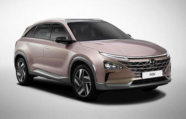 Autonomie de 800 de kilometri pe hidrogen: Hyundai prezintă un concept SUV electric în Las Vegas - Poza 1