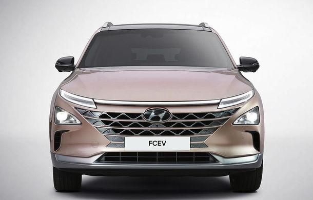 Autonomie de 800 de kilometri pe hidrogen: Hyundai prezintă un concept SUV electric în Las Vegas - Poza 4