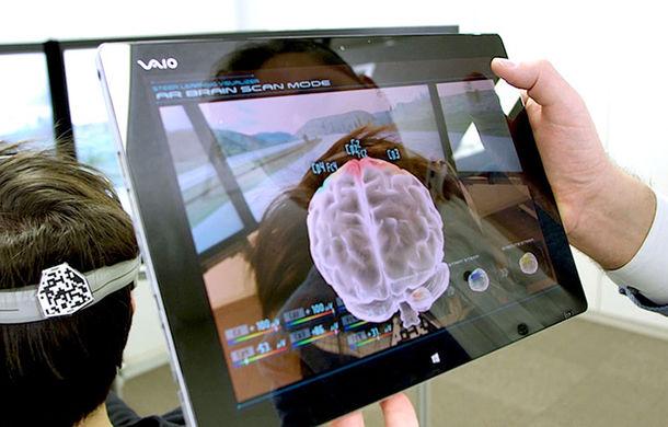 Românul care conduce revoluția inteligenței artificiale de la Nissan: tehnologie prin care mașina reacționează la comenzile trimise de creierul șoferului - Poza 1