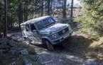 Fotografii din timpul testelor: noua generație Mercedes-Benz Clasa G va avea un mod special pentru momentele dificile din off-road