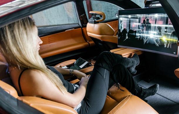 Fisker EMotion este oficial: autonomie de 650 km și sistem tracțiune integrală. Lansarea pe piață, programată în 2019 - Poza 17