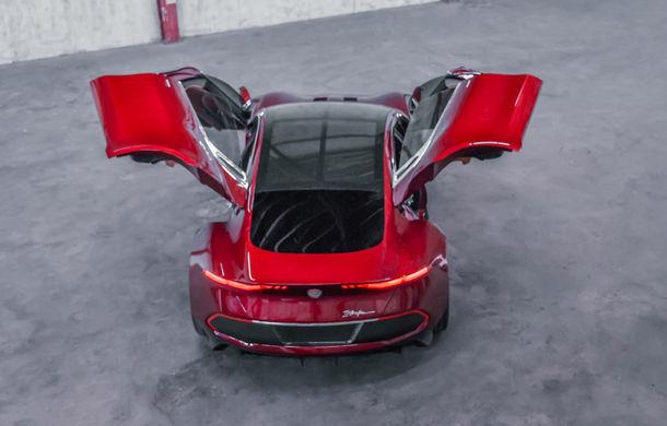 Fisker EMotion este oficial: autonomie de 650 km și sistem tracțiune integrală. Lansarea pe piață, programată în 2019 - Poza 13