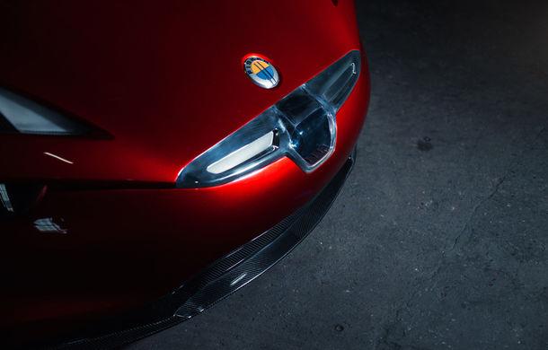 Fisker EMotion este oficial: autonomie de 650 km și sistem tracțiune integrală. Lansarea pe piață, programată în 2019 - Poza 5