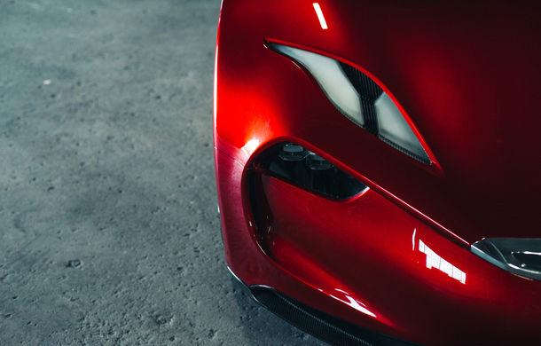 Fisker EMotion este oficial: autonomie de 650 km și sistem tracțiune integrală. Lansarea pe piață, programată în 2019 - Poza 7