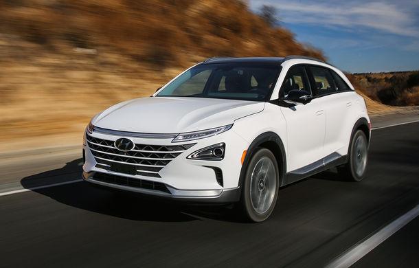 Hyundai Nexo este numele noului SUV electric pe hidrogen al mărcii coreene: autonomie de până la 800 de kilometri - Poza 1