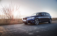 Test drive BMW Seria 1 (5 usi) facelift