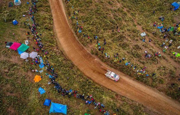 """Prima zi de pauză în Raliul Dakar: Peugeot domină cea mai dură competiție de rally-raid din lume cu ajutorul lui Stephane """"Mr. Dakar"""" Peterhansel - Poza 20"""