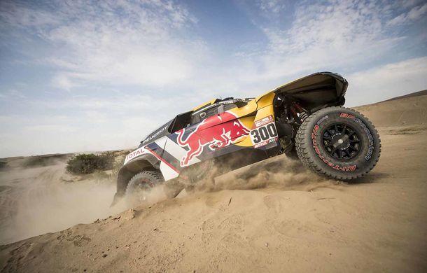 """Prima zi de pauză în Raliul Dakar: Peugeot domină cea mai dură competiție de rally-raid din lume cu ajutorul lui Stephane """"Mr. Dakar"""" Peterhansel - Poza 11"""