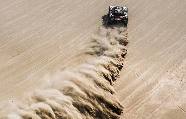 """Prima zi de pauză în Raliul Dakar: Peugeot domină cea mai dură competiție de rally-raid din lume cu ajutorul lui Stephane """"Mr. Dakar"""" Peterhansel - Poza 21"""