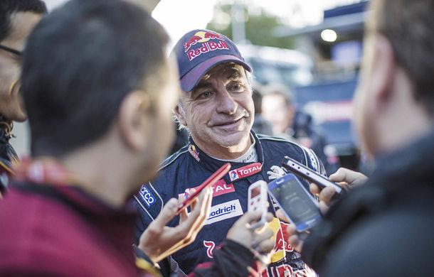 """Prima zi de pauză în Raliul Dakar: Peugeot domină cea mai dură competiție de rally-raid din lume cu ajutorul lui Stephane """"Mr. Dakar"""" Peterhansel - Poza 18"""