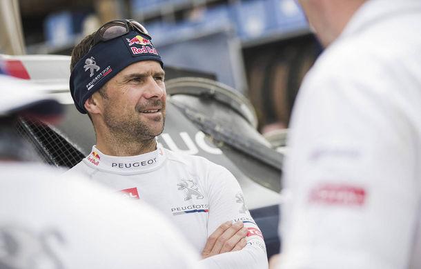 """Prima zi de pauză în Raliul Dakar: Peugeot domină cea mai dură competiție de rally-raid din lume cu ajutorul lui Stephane """"Mr. Dakar"""" Peterhansel - Poza 7"""
