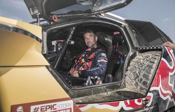 """Prima zi de pauză în Raliul Dakar: Peugeot domină cea mai dură competiție de rally-raid din lume cu ajutorul lui Stephane """"Mr. Dakar"""" Peterhansel - Poza 12"""