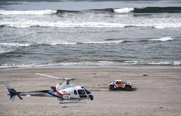 """Prima zi de pauză în Raliul Dakar: Peugeot domină cea mai dură competiție de rally-raid din lume cu ajutorul lui Stephane """"Mr. Dakar"""" Peterhansel - Poza 22"""