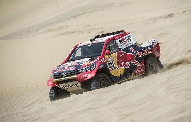 """Prima zi de pauză în Raliul Dakar: Peugeot domină cea mai dură competiție de rally-raid din lume cu ajutorul lui Stephane """"Mr. Dakar"""" Peterhansel - Poza 2"""