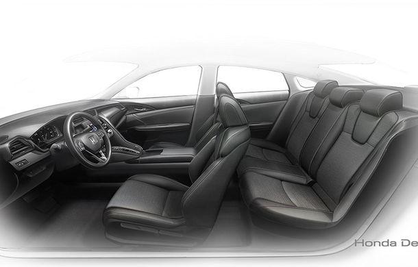 Atac la Prius și Ioniq: hibridul Honda Insight va fi resuscitat în 2018 într-o formă mult îmbunătățită - Poza 6
