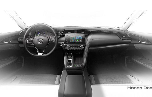 Atac la Prius și Ioniq: hibridul Honda Insight va fi resuscitat în 2018 într-o formă mult îmbunătățită - Poza 5