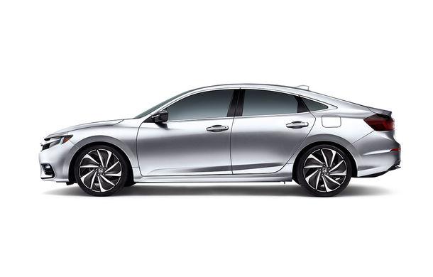 Atac la Prius și Ioniq: hibridul Honda Insight va fi resuscitat în 2018 într-o formă mult îmbunătățită - Poza 3