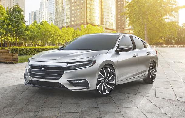 Atac la Prius și Ioniq: hibridul Honda Insight va fi resuscitat în 2018 într-o formă mult îmbunătățită - Poza 4