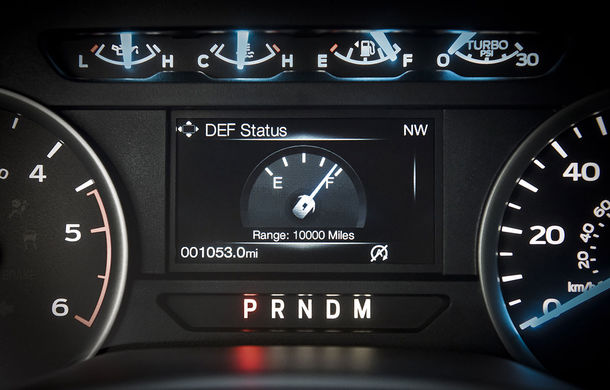 Diesel-ul dă o lovitură de imagine în America: cea mai vândută mașină din SUA, pick-up-ul Ford F-150, primește în premieră un diesel V6 de 253 CP - Poza 6