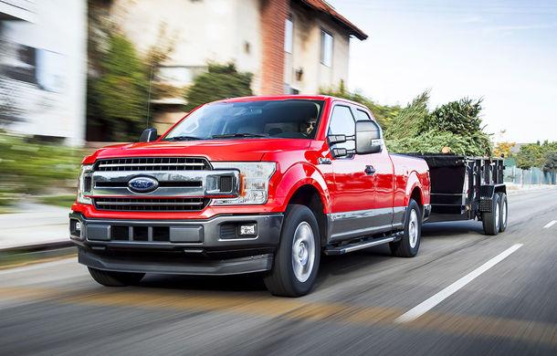 Diesel-ul dă o lovitură de imagine în America: cea mai vândută mașină din SUA, pick-up-ul Ford F-150, primește în premieră un diesel V6 de 253 CP - Poza 2