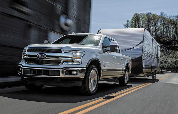 Diesel-ul dă o lovitură de imagine în America: cea mai vândută mașină din SUA, pick-up-ul Ford F-150, primește în premieră un diesel V6 de 253 CP - Poza 1