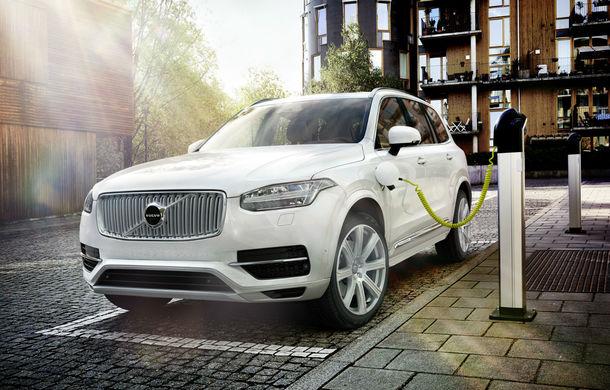 Volvo nu exclude utilizarea alimentarii cu hidrogen ca sistem range-extender pentru mașini electrice: experiment cu XC90 - Poza 1