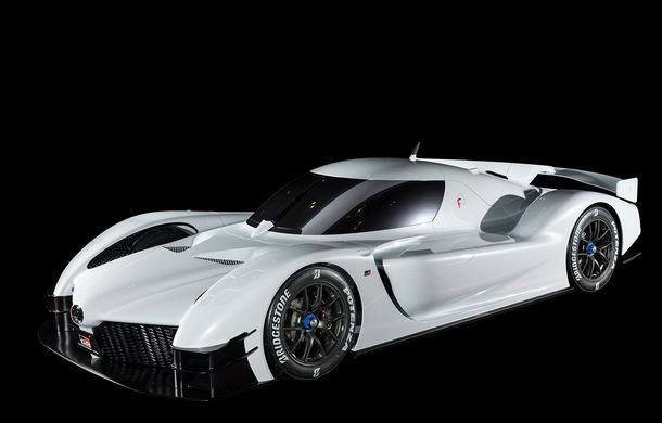 Toyota GR Super Sport: concept hibrid de 1.000 CP inspirat de prototipurile folosite în cursele de anduranță - Poza 1