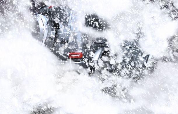 Mercedes-Benz Clasa G: noi imagini teaser cu modelul care debutează în 15 ianuarie - Poza 2
