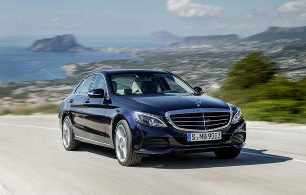 Mercedes rămâne cel mai mare constructor auto premium din lume: 2.3 milioane de unități în 2017. BMW și Audi raportează vânzări istorice - Poza 1