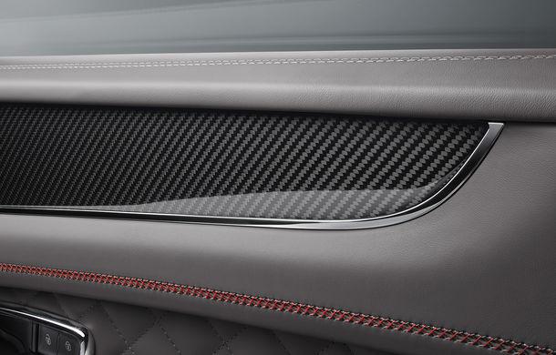SUV-ul Bentley Bentayga primește un motor V8 pe benzină: 550 de cai putere și viteză maximă de 290 km/h - Poza 11