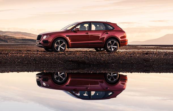 SUV-ul Bentley Bentayga primește un motor V8 pe benzină: 550 de cai putere și viteză maximă de 290 km/h - Poza 5