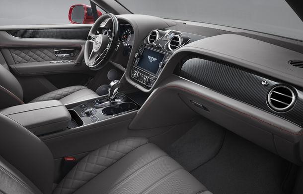 SUV-ul Bentley Bentayga primește un motor V8 pe benzină: 550 de cai putere și viteză maximă de 290 km/h - Poza 9