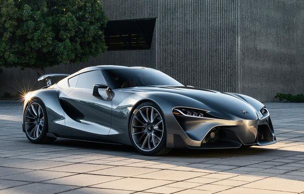 Noul Toyota Supra ar putea debuta în cadrul Salonului Auto de la Geneva: zvonurile spun că vom vedea mai multe versiuni - Poza 1