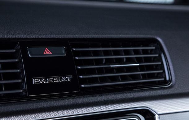 Volkswagen Passat GT: modelul german primește o versiune sportivă pentru clienții din Statele Unite - Poza 19