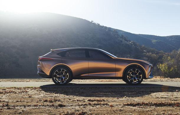 Lexus LF-1 Limitless Concept: crossover-ul integrează tehnologie autonomă de nivel 4 și anunță o nouă direcție de design - Poza 1