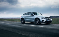 Test drive Mercedes-Benz GLC Coupe